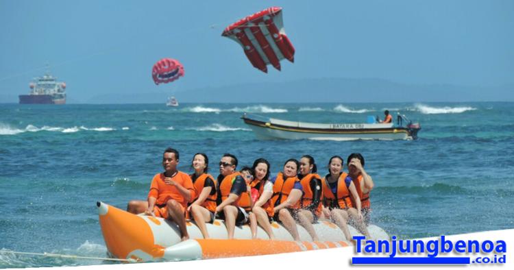 Harga watersport di Tanjung Benoa